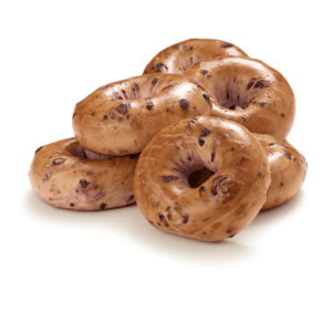 BAGEL- Blueberry
