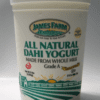 YOGURT- Whole Dahi Plain James Farm 5lbs