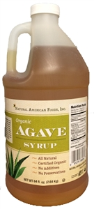 AGAVE- Organic Sweet Harvest Natural American Foods 64oz