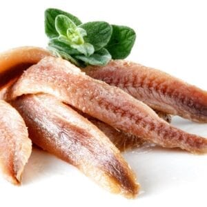 ANCHOVIES- In soy Oil Supreme Italiano Canned Refrigerated 28 oz