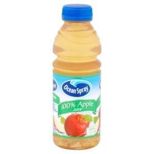 APPLEJUICE- Ocean Spray Plastic Bottles 12/15.2oz