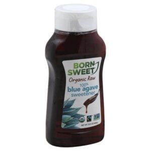AGAVE- Raw Blue Organc Born Sweet 23.5oz