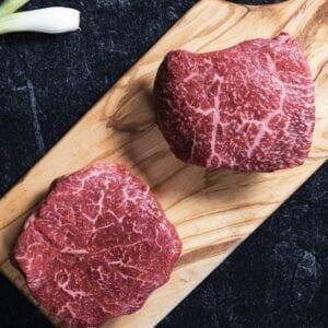 WAGYU- Top Sirloin Blue Label 8oz